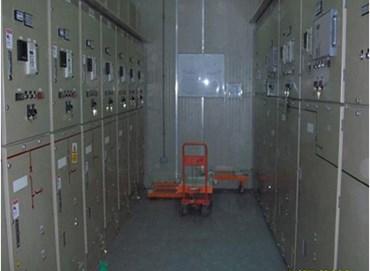 33kV switch gear installation